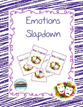 Emotions Slapdown