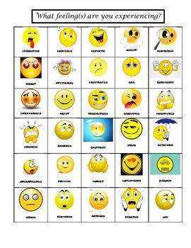 Emotions Smileys