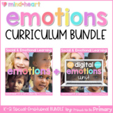Emotions - Social Emotional Learning - PRINTABLE & DIGITAL