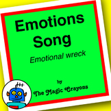Emotions Song (Emotional Wreck) by The Magic Crayons - MP3