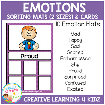 Emotions Mega Sorting Bundle