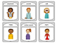 Emotions Spoons Card Game - Emotions Vocabulary in English