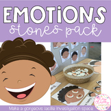 Emotions Stones Pack - Facial Features