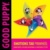 Emotions Tao Pinwheel . Child Behavioral & Emotional Tools
