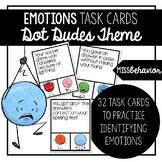 Emotions Task Cards | Social Emotional Task Cards | Dot Du