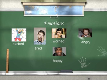 Emotions- Teaching Individuals about Reading Body Language