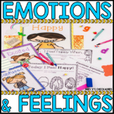 Emotions: A Detailed Unit on Feelings and Emotions