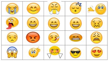 Emotions Vocabulary Packet / El vocabulario de las emociones