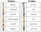 Emotions Word List - Writing Center