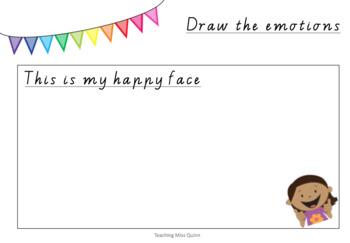 Emotions Workbook