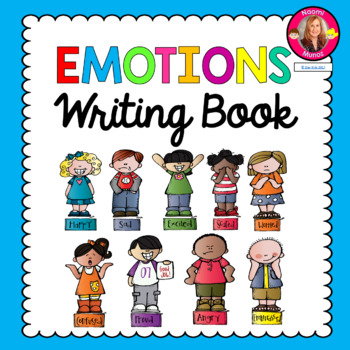 Emotions Writing Book