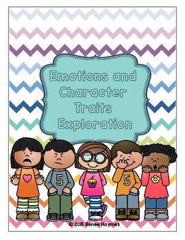 Emotions and Character Trait Exploration