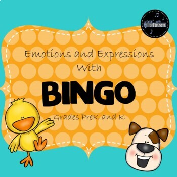 Emotions and Expressions with Bingo and Chickadee