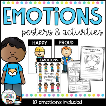 Emotions and Feelings #apr2018slpmusthave