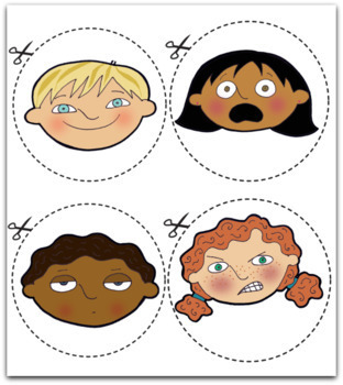 Emotions and Feelings Activity Printables