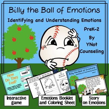 Emotions: Billy the Ball of Emotions