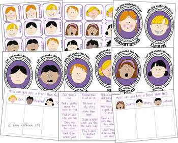 Emotions and Feelings Activity Bundle