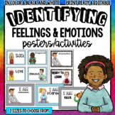 Emotions and Feelings Cards