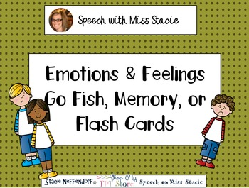 Emotions and Feelings Games