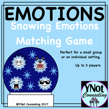 Emotions and Feelings: Snowing Emotions Matching