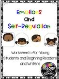 Emotions and Self-Regulation Worksheets