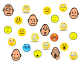 Emotions and ordering by size