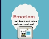 Emotions and the spychology of colours