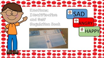 Emotions identification and self regulation booklet