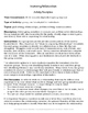 Improving Relationships Worksheets & Discussion Guide