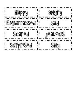 Emotions - task