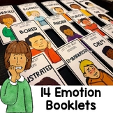 Emotions and feelings activities social emotional learning