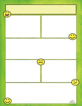 Emotions/Feelings Newsletter For Word