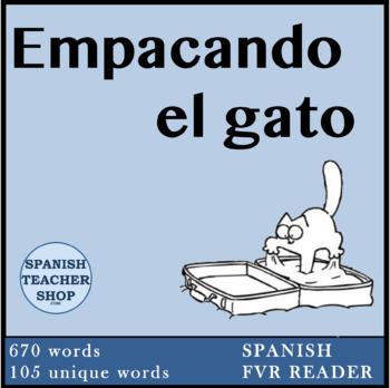Empacando el gato Spanish FVR