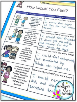 EMPATHY Character Education Packet