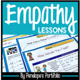 EMPATHY Lessons / Empathy Worksheets - Character Education