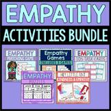 Empathy Activities Bundle (Save 20%!)