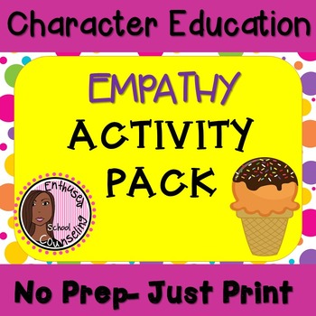 Empathy Activity Pack