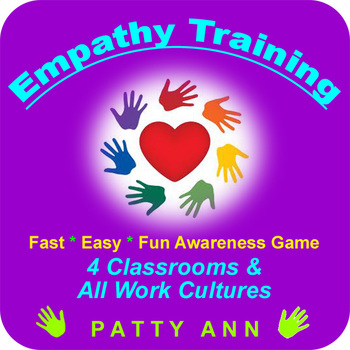 Oral Communication Language Activities: Effective, FUN, Empathy Awareness Game