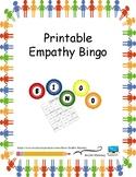 Empathy Bingo