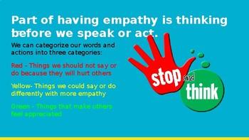 Empathy Bully Prevention