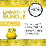 Empathy Bundle: Connectedness, Inclusion & Support