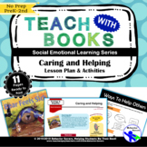Empathy-Caring and Helping – Bear Feel Sick – PreK-2 No Prep Lesson & Activities