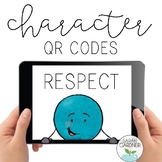 Respect Character Education QR Code Exploration
