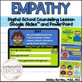 Digital Empathy Classroom Lesson for Google Slides™ #dista
