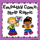 Empathy Comic Strip Rubric