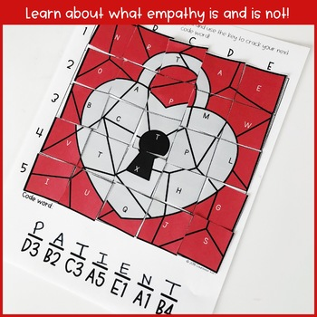 Empathy Escape Room: Empathy Puzzle Solving Activity for School Counseling