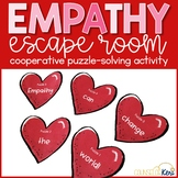 Empathy Escape Room: Empathy Activity for School Counseling