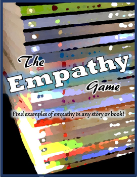 Empathy Game: Finding Empathy in  Fiction Stories and Books