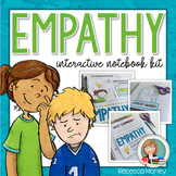 #KindnessNation Empathy Interactive Notebook Kit