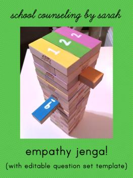 Empathy Jenga